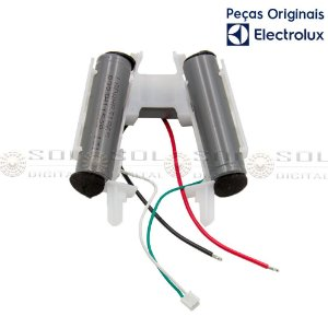 Conjunto Bateria Aspirador Electrolux Ergorapido ERG21 ERG22 - Original