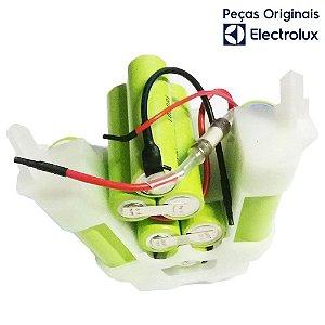 Conjunto Bateria Aspirador Electrolux Ergorapido ERG10 ERG11 ERG12 ERG13 ERG14 - Original