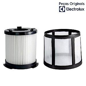 Filtro Hepa com malha Electrolux original para aspirador Easybox 1600