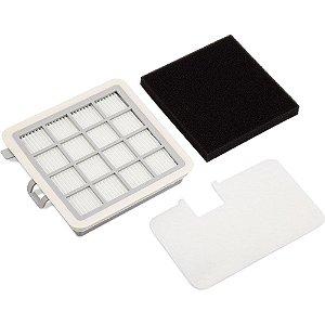 Kit de Filtros Electrolux Original para Aspirador de Pó LITE LIT21 - EF123LA