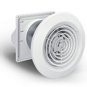 Insuflador de ar compacto Sicflux Splitvent Bivolt (100mm)