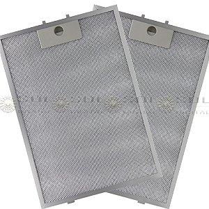 2 Filtros Metálicos para Depurador Electrolux Digital DE60T