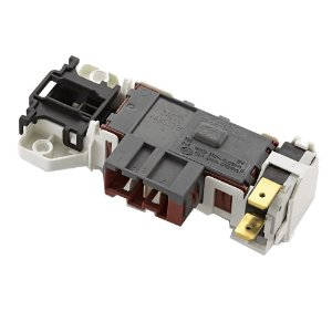 Dispositivo Trava Tampa Lavadora Electrolux LTE12 LTC10 LTE09