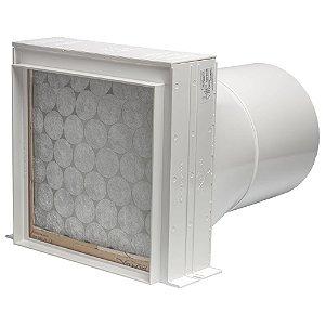 Caixa de Filtro de ar Sicflux Filbox Quad 200mm