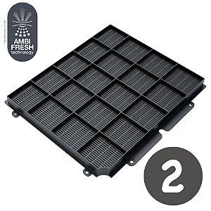 Filtro de Carvão Ativado para Coifas Tramontina nacionais - Ambifresh 2