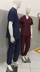 Pijamas cirúrgicos  poliéster