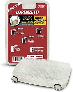 Resistência Acqua Ultra 7800W Lorenzetti