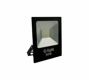 Refletor LED Slim 50W Verde G-Light
