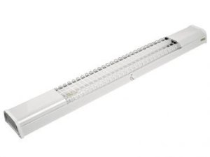 Luminária BL Multiuso 2X20W Branco Taschibra