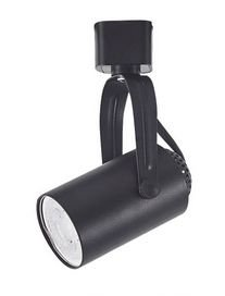 Spot P/Trilho MR16 Preto Mb Led