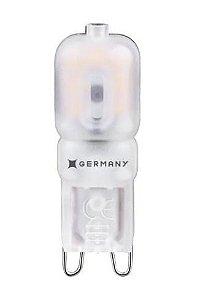 Lâmpada LED G9 2,5W 2400K