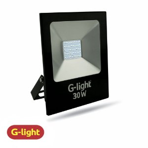 REFLETOR LED SLIM 30W VERDE G-LIGHT