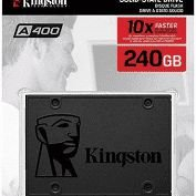 Disco Sólido Interno Kingston Sa400s37/240g 240gb