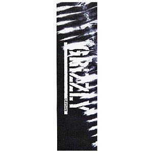 Lixa Grizzly Emborrachada Tie Dye Black