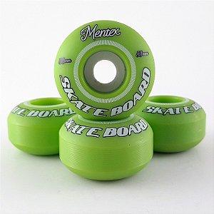 Roda Mentex Green 53mm