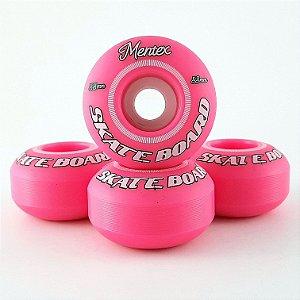 Roda Mentex Pink 53mm