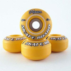 Roda Mentex Yellow 53mm