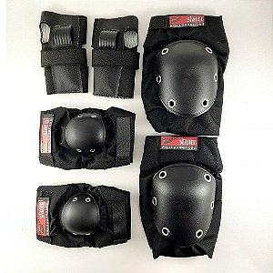 Kit Proteção Iniciante Stance M