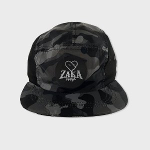 Boné Zaka Lifestyle 5 Panel Camuflado City