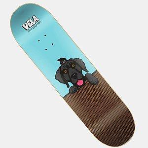 """Shape Vela Marfim - Dog 8.25"""""""