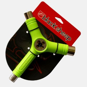 Chave Black Sheep Cossinete Green