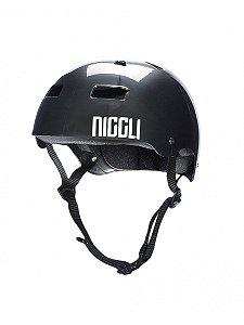 Capacete Niggli Iron Light Titanium