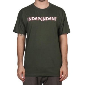 Camiseta Independent Bar Logo Militar Ref:60200513