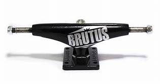 TRUCK BRUTUS 139MM PRETO