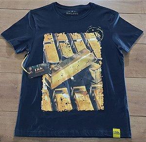 Camiseta 18 Kilates Ouro