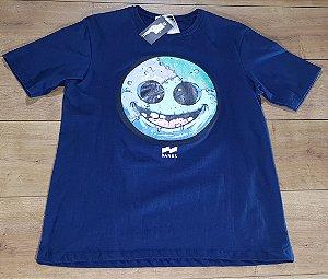 Camiseta Banks Azul Crazy Smile