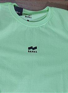 Camiseta Banks Verde ref. 02