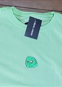 Camiseta Banks Verde Fluorescente