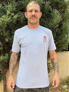 Camiseta Surfavel Caveira Rose