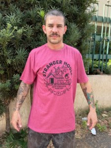 Camiseta Stranger ref. 02