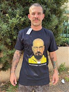 Camiseta Stranger Walter White