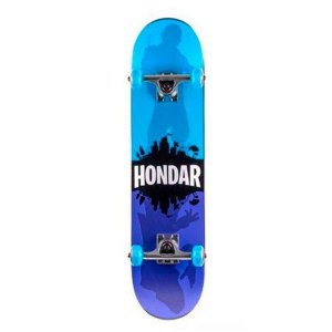 Skate Montado Hondar Pintball Hsm-17