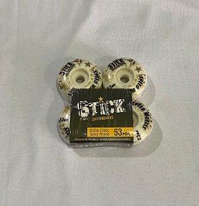Roda Stick 53MM Dureza 92a