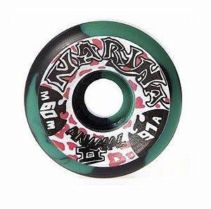 Roda Para Skate Narina 60mm Dureza 97A