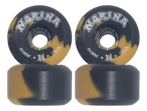Roda Para Skate Narina 56mm Dureza 100A