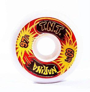 Roda Para Skate Narina TNT 60mm Dureza 97A