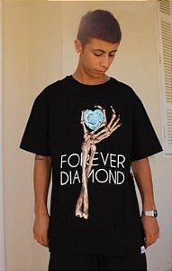 Camiseta Diamond Heart Of Tee A20DMPA004