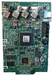 Placa de Comunicação em Rede de Fibra Óptica Notifier- NCM-F