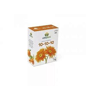 FERTILIZANTE -  10.10.10 -  1KG - NUTRIPLAN (DOSADOR GRÁTIS)