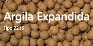 ARGILA EXPANDIDA - 1 KG - 5 kg