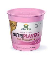FERTILIZANTE MIERAL MISTO - NUTRI PLANTAS PREMIUM - 500 GR