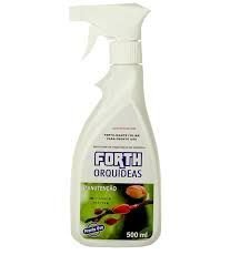 FERTILIZANTES ORQUIDEAS - FORTH -  500 ML