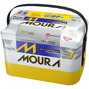 Bateria Moura 75Ah – 12V – M75LD/M75LX