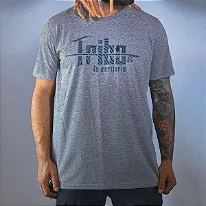 Camiseta Tribo Clássica Cinza