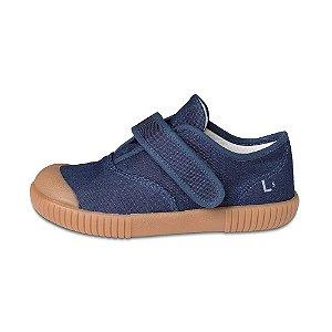 Tênis Cano Baixo Bento Jeans Oceano + Craft |