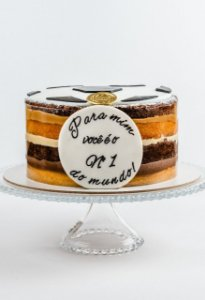 NAKED CAKE DIA DOS PAIS